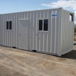 20' Site Office / Lunch room
