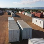Stock at SGC Depot Pt Pirie